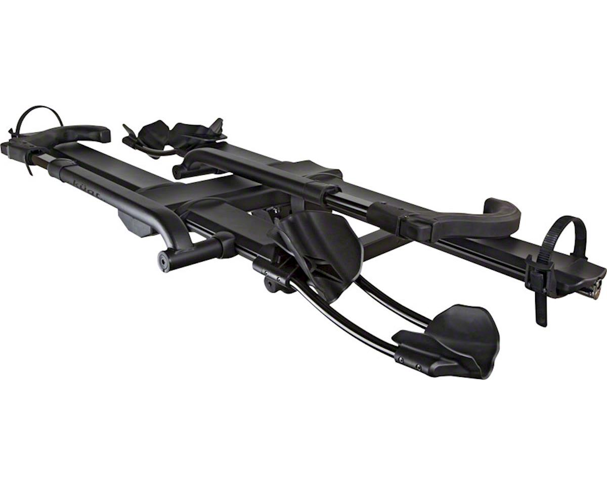 "Kuat NV 2.0 Base 2-Bike Platform Hitch Rack (1.25"" Receiver) (Matte Black)"