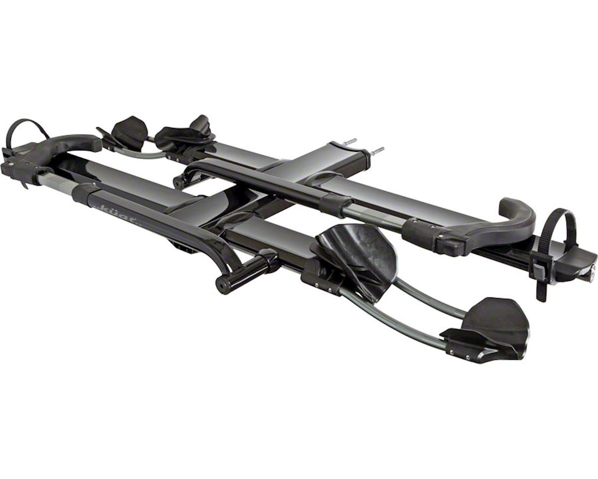 Kuat NV 2.0 +2-Bike Tray Add-on Rack, Metallic Black  and Chrome