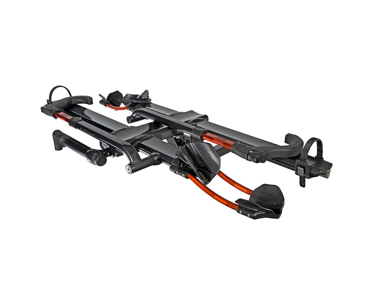 "Kuat NV 2.0 2-Bike Platform Hitch Rack (Gray/Orange) (2"" Receiver)"