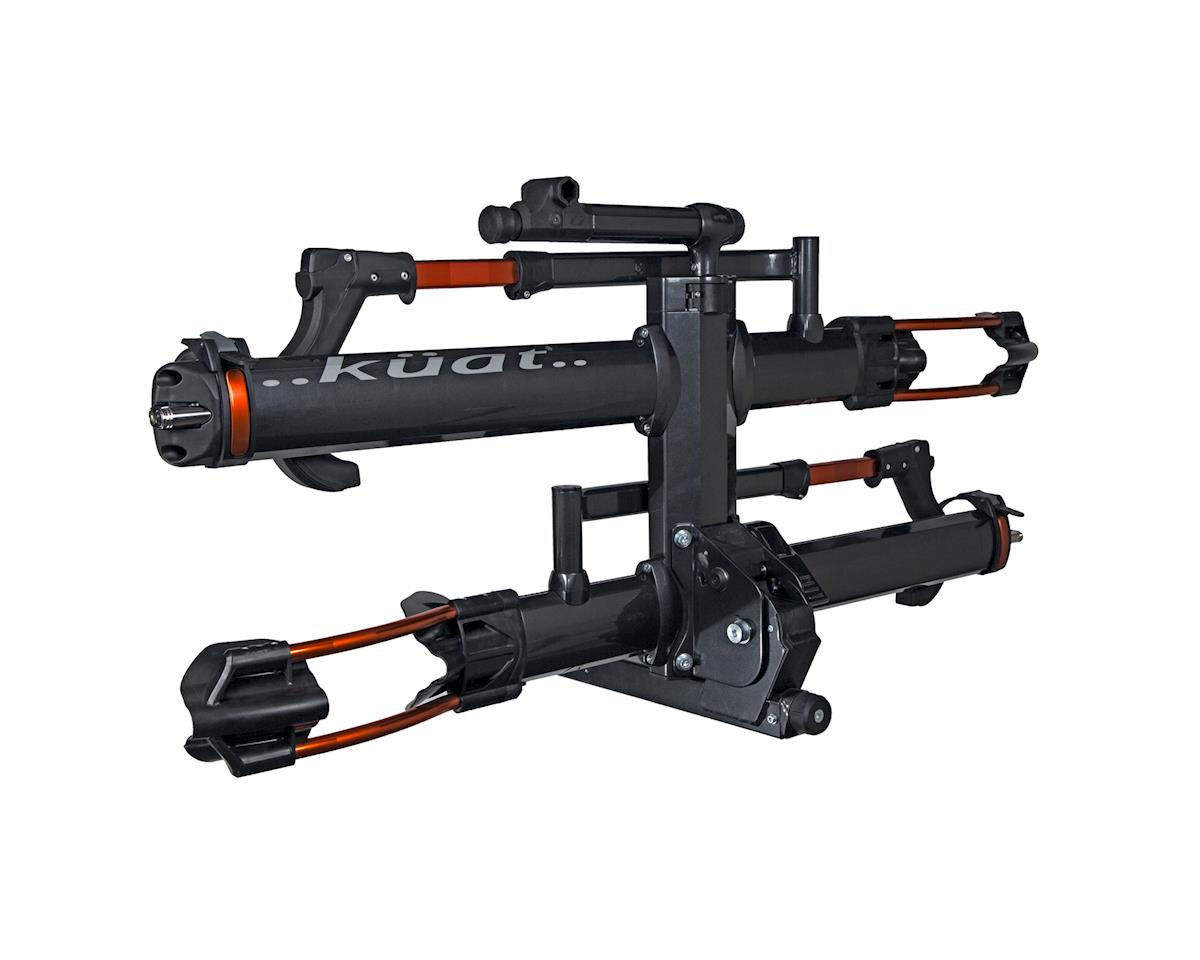 "Kuat NV 2.0 2 Bike Platform Hitch Rack (Gray/Orange) (2"" Receiver)"