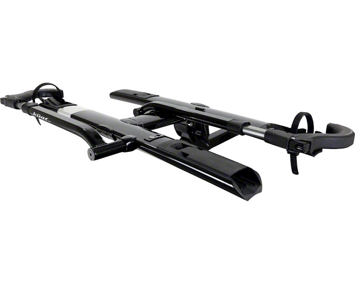 "Kuat Sherpa 2.0 2-Bike Platform Hitch Rack (Black Metallic) (2"" Receiver)"