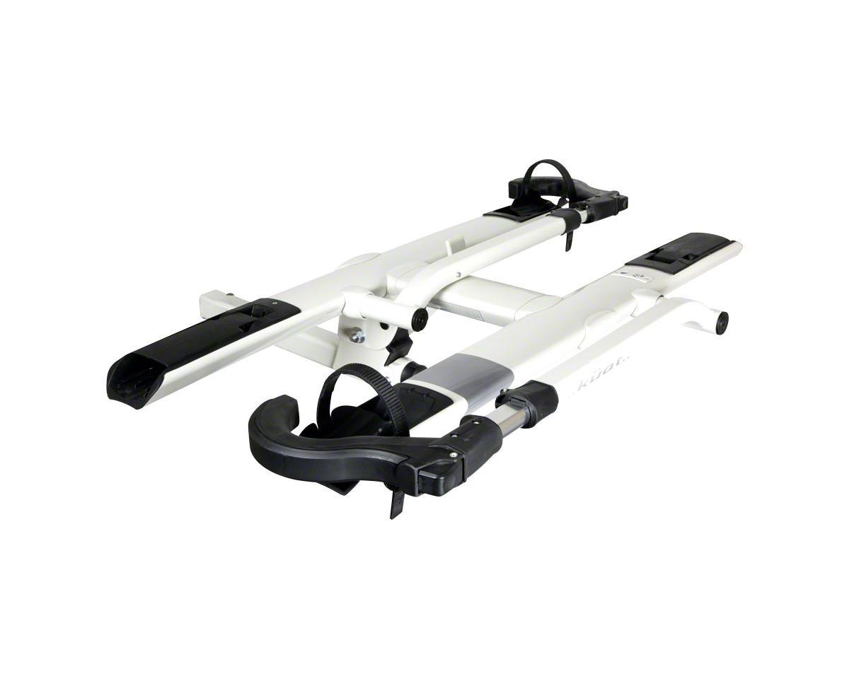 "Kuat Sherpa 2.0 2-Bike Platform Hitch Rack (Pearl) (2"" Receiver)"