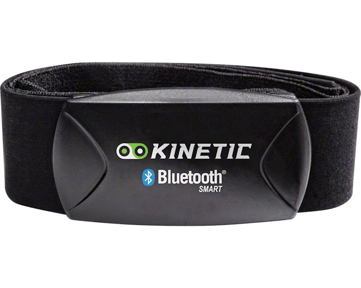 Kurt Kinetic Kinetic Heart Rate Strap and Sensor with Bluetooth Smart (Black)