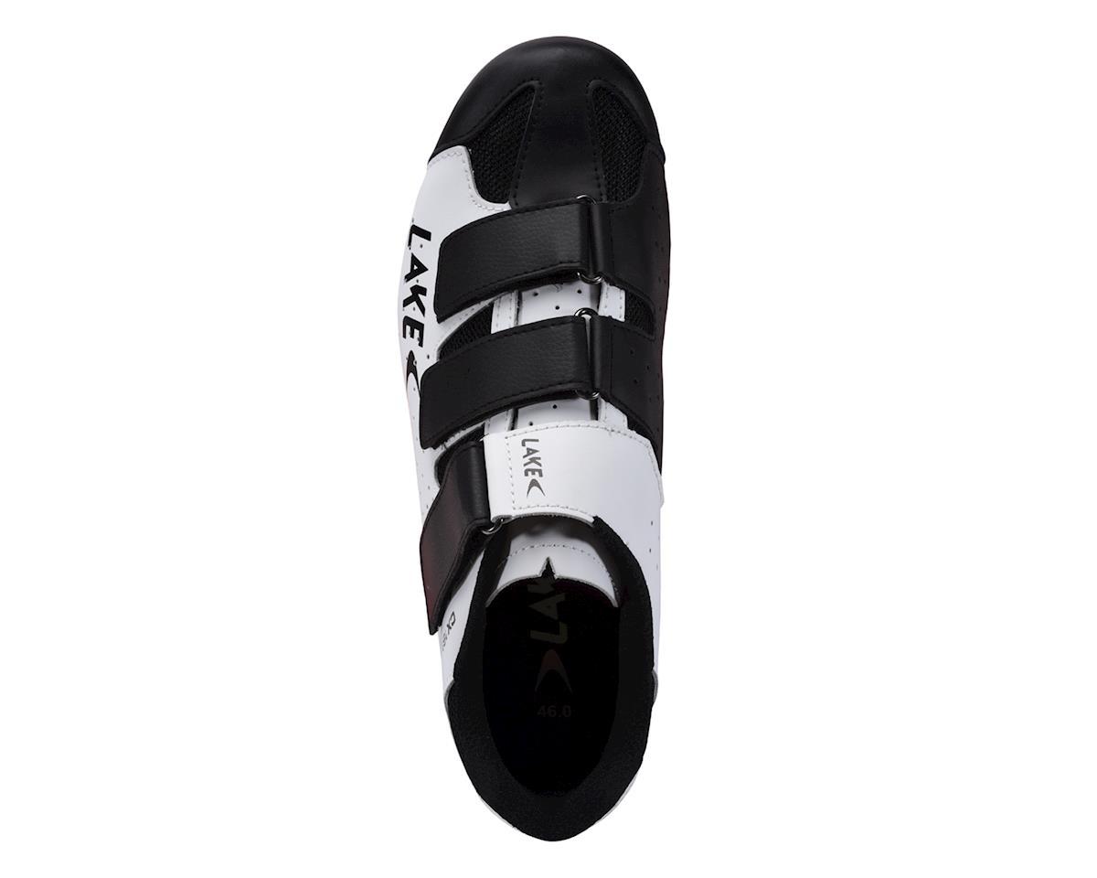 Image 2 for Lake CX161 Road Shoes (White/Black)