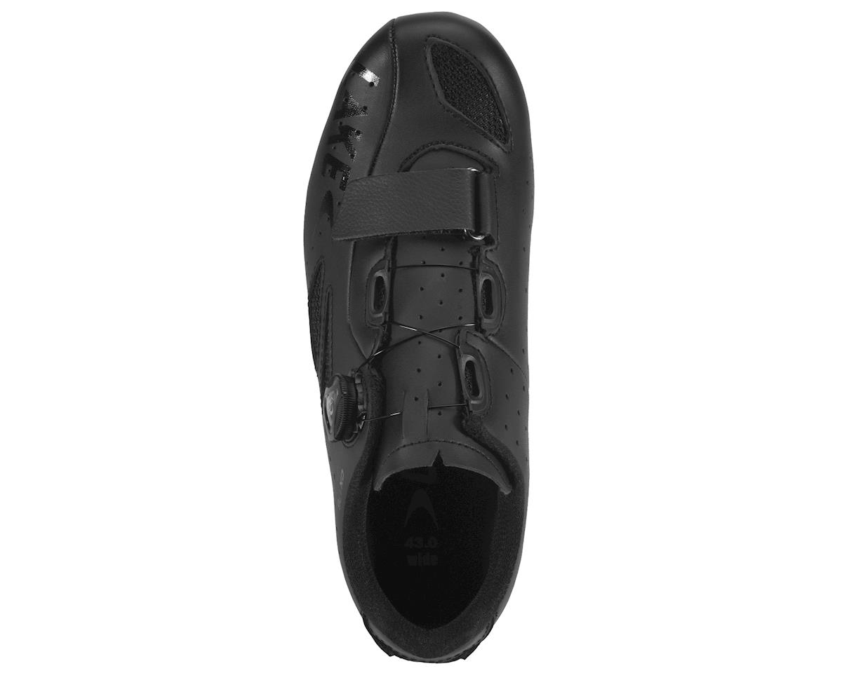 Image 2 for Lake CX176 Wide Road Shoes (Black)