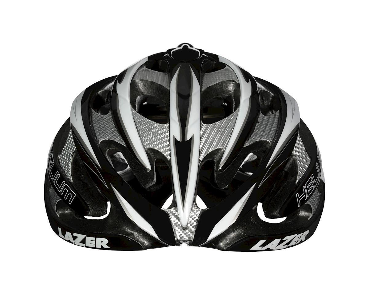 Lazer Helium MIPS Road Helmet (Black/White)