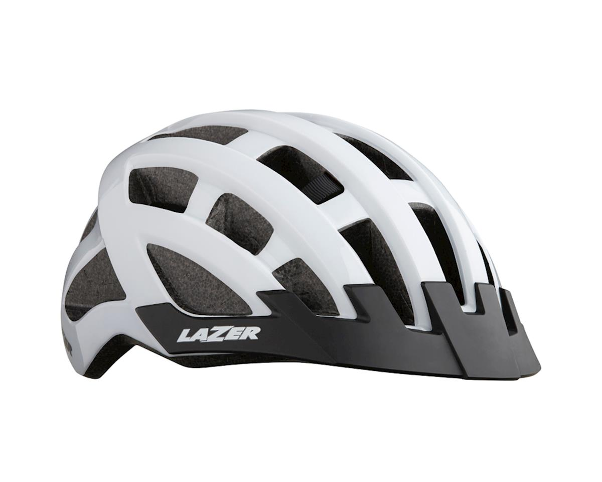 Lazer Compact Helmet (White) (One Size)