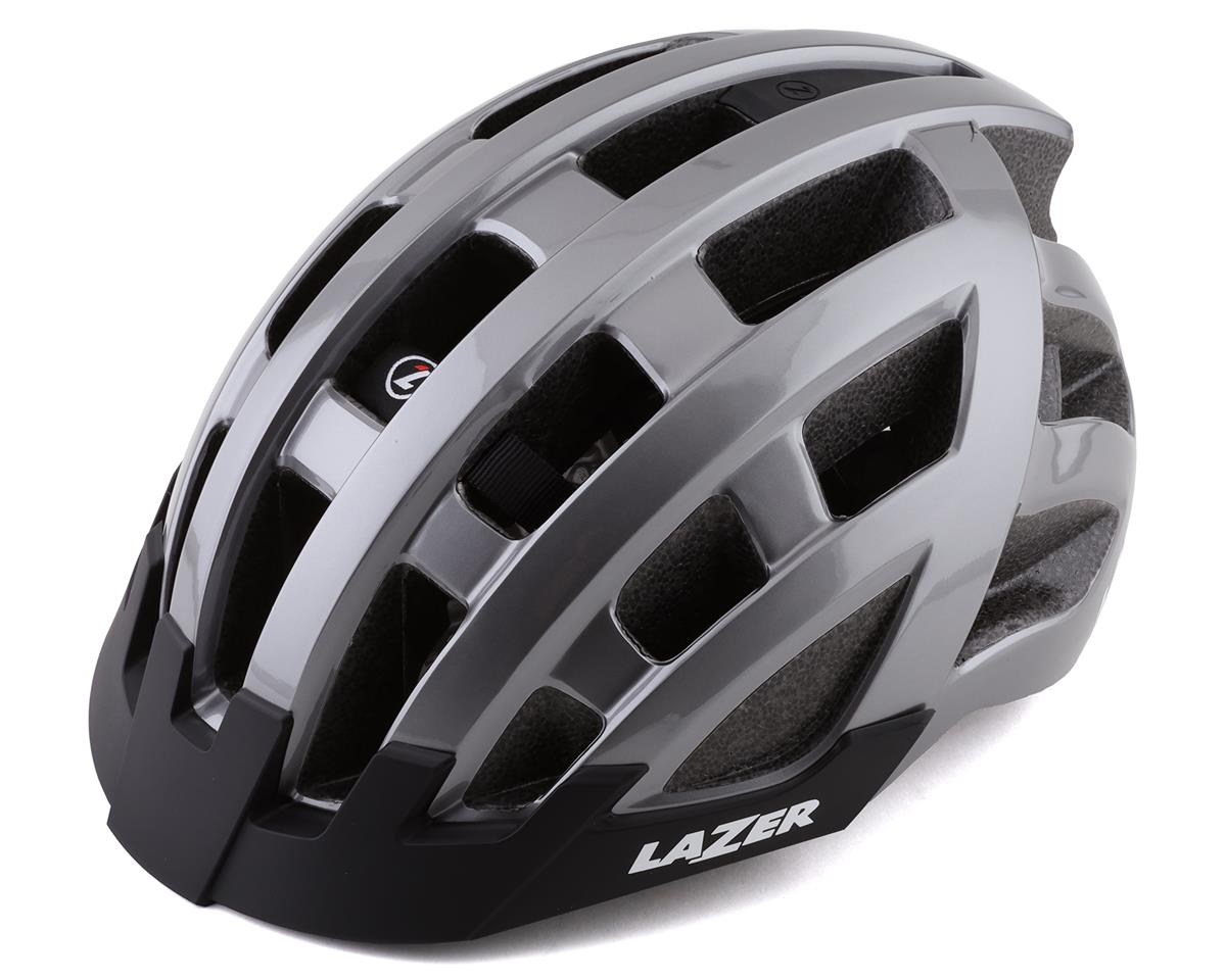 Lazer Compact Helmet (Red) (One Size)