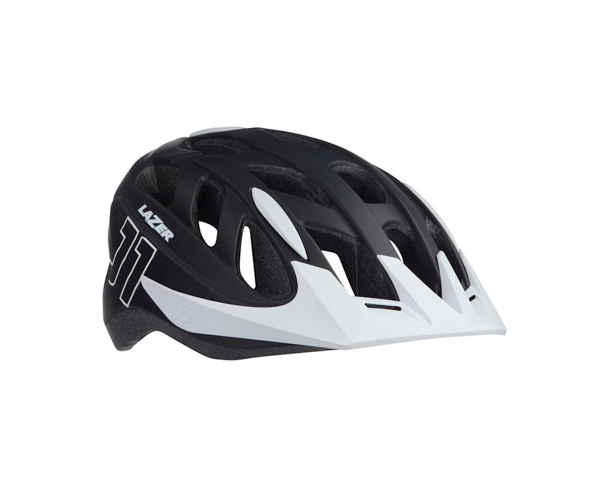 J1 Helmet (Black/White)