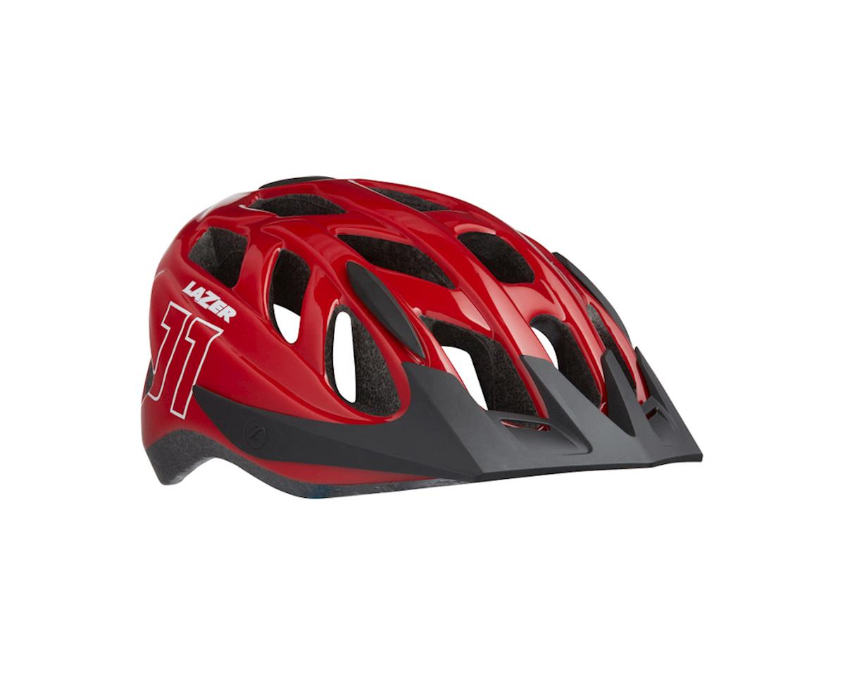 Lazer J1 Helmet (Red)