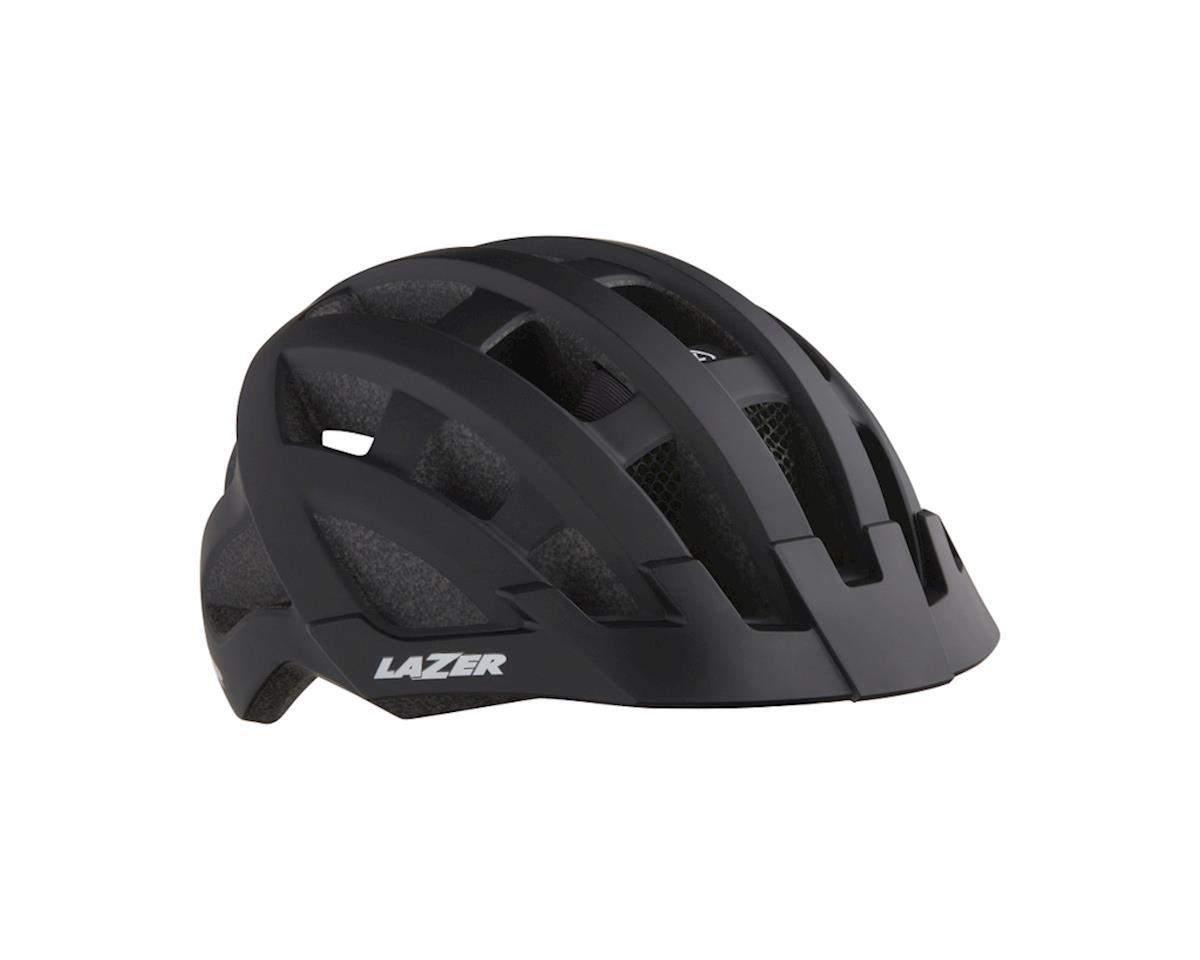 Lazer DLX Compact Helmet (Matte Black)