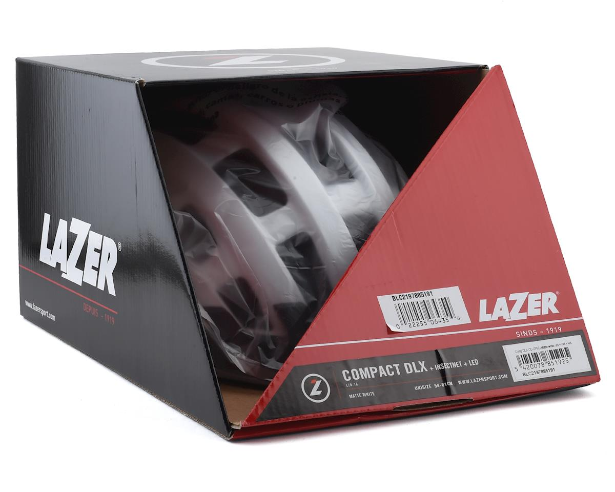 Lazer DLX Compact Helmet (Matte White)