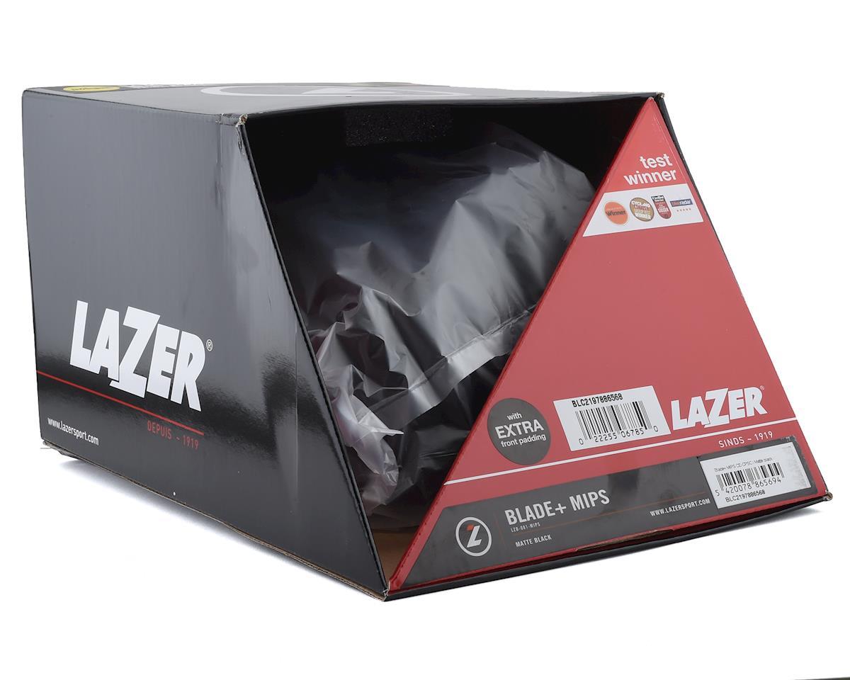 Lazer Blade+ Helmet w/MIPS (Matte Black) (S)