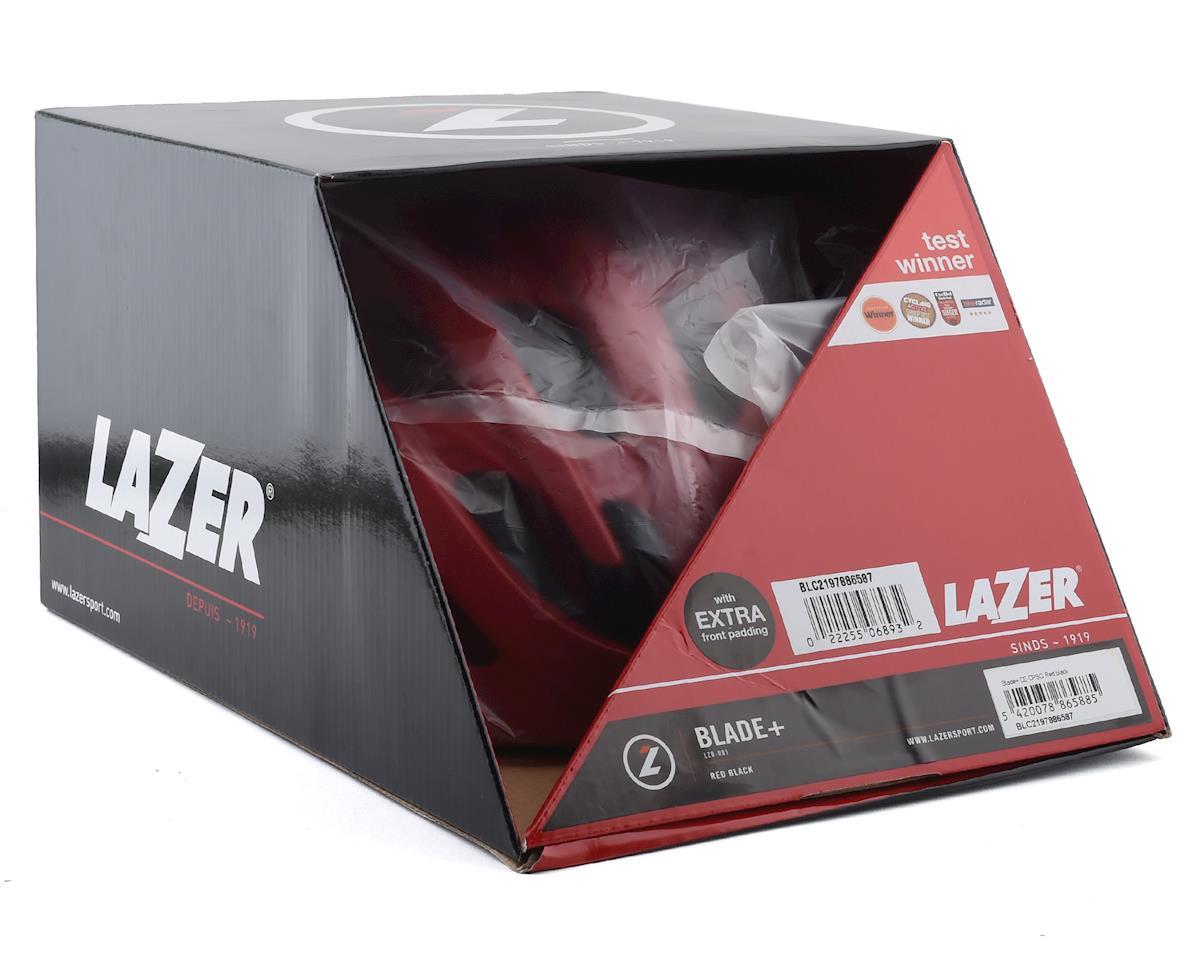 Lazer Blade+ Helmet (Black/Red) (L)