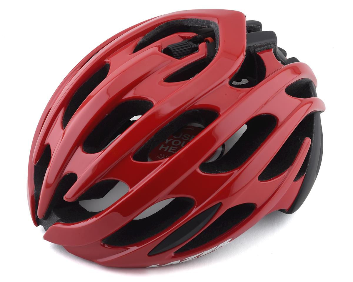 Lazer Blade+ Helmet (Black/Red) (M)