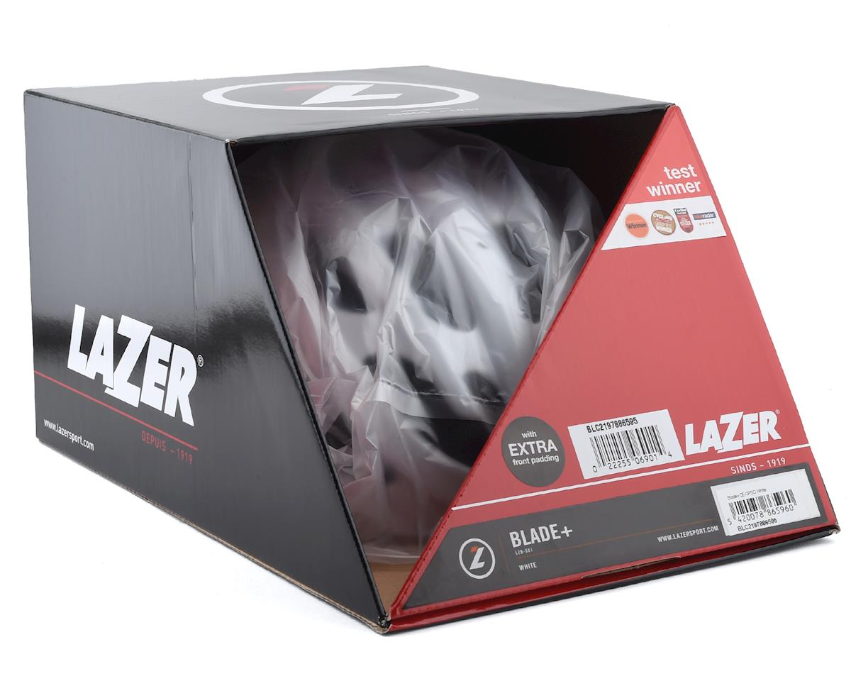 Lazer Blade+ Helmet (White) (XL)