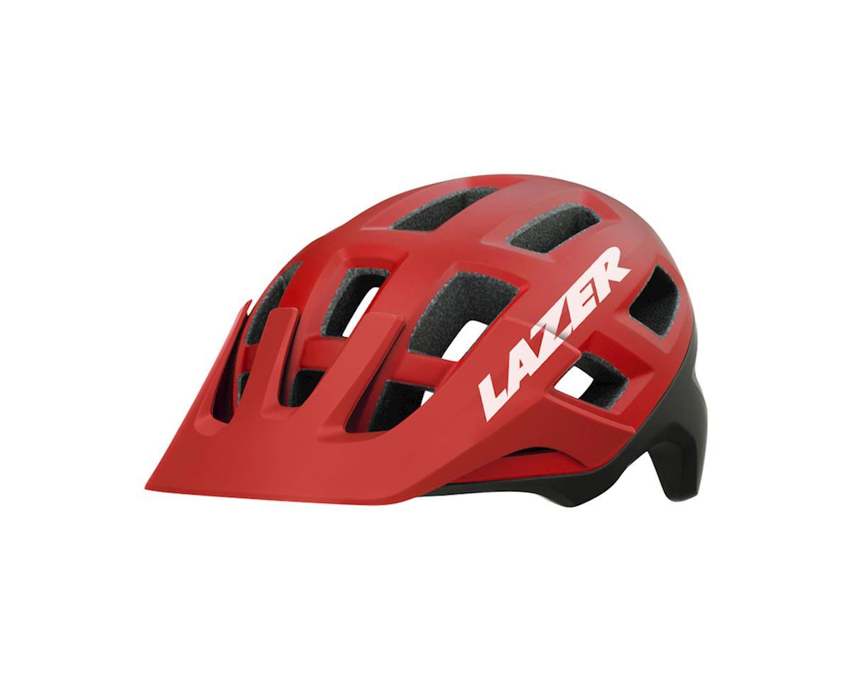 Coyote Helmet (Matte Red)