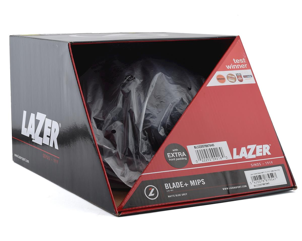 Lazer Blade+ MIPS Helmet (Matte Blue Grey) (L)