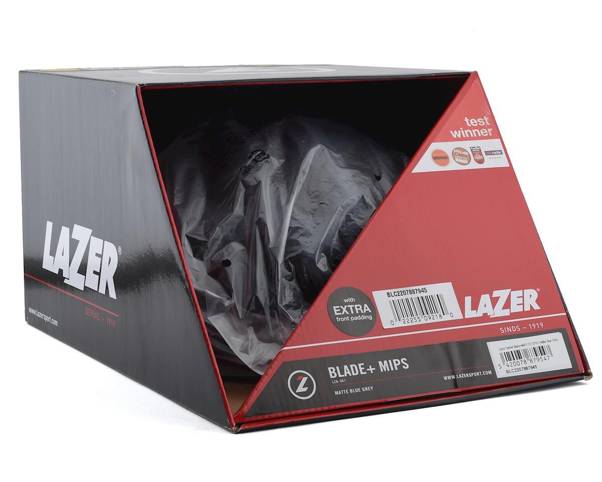 Image 4 for Lazer Blade+ MIPS Helmet (Matte Blue Grey) (S)