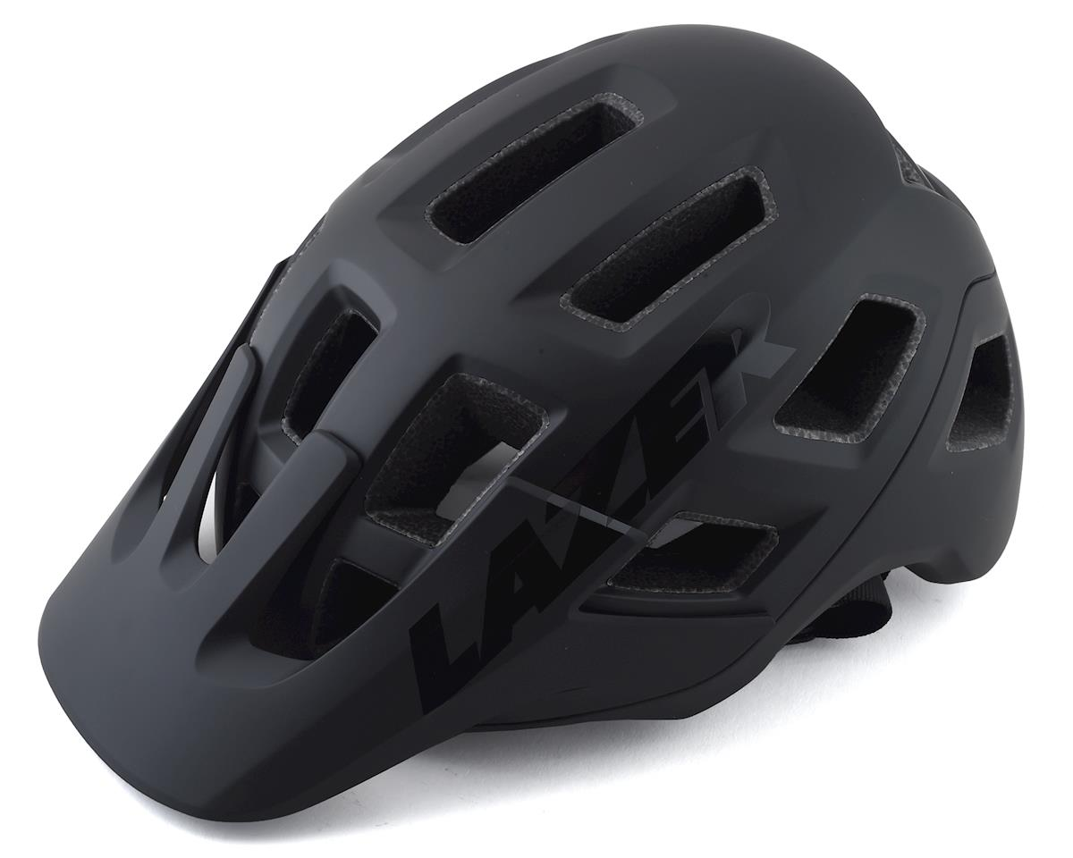 Lazer Coyote Helmet (Matte Full Black) (L)