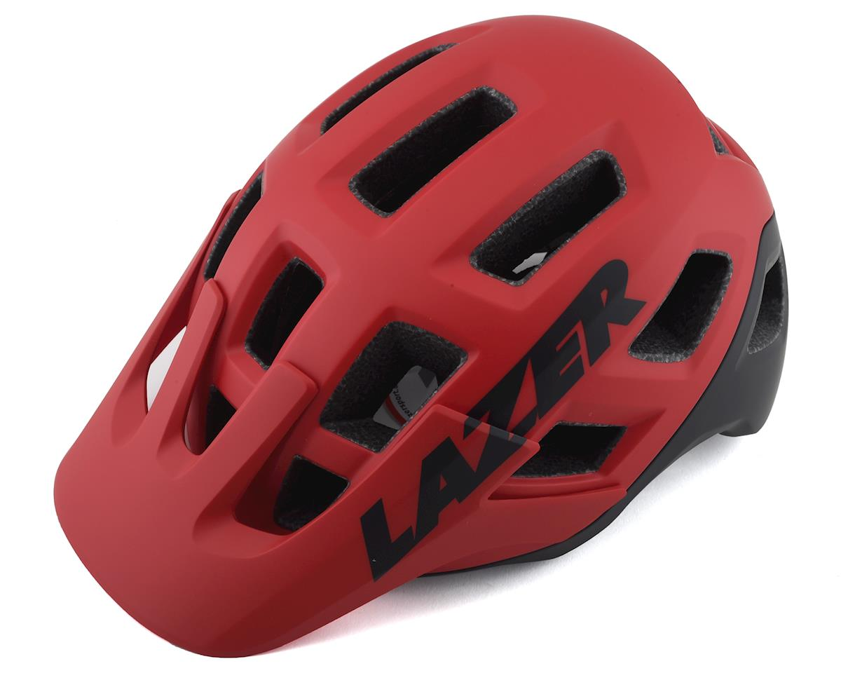 Lazer Coyote Helmet (Matte Red) (L)