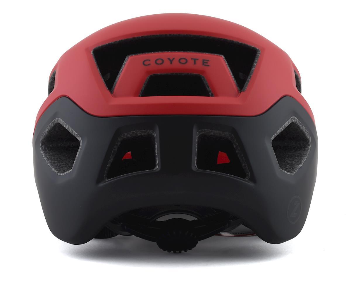 Lazer Coyote Helmet (Matte Red) (M)
