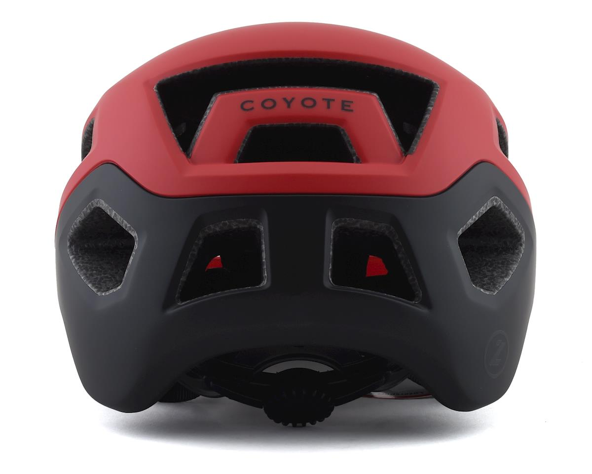 Lazer Coyote MIPS Helmet (Matte Red Black) (S)
