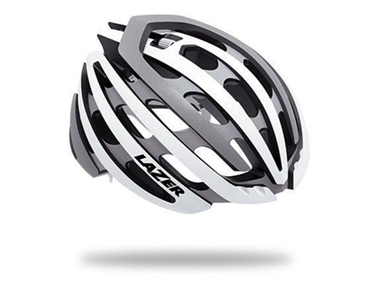 Lazer Z1 Helmet (White/Silver)