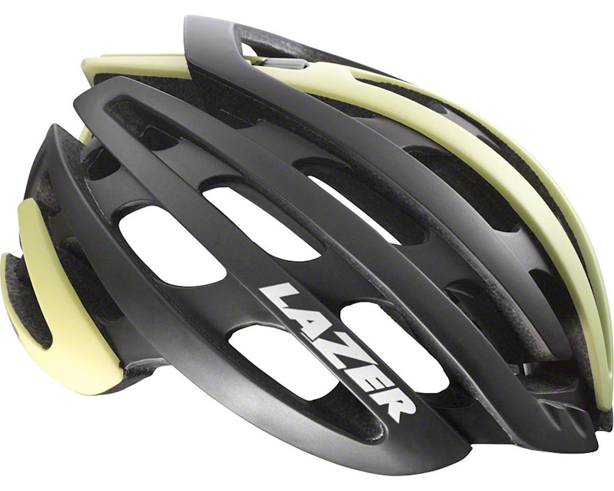 Lazer Z1 Helmet: Matte Black/Camo Flash Green, SM