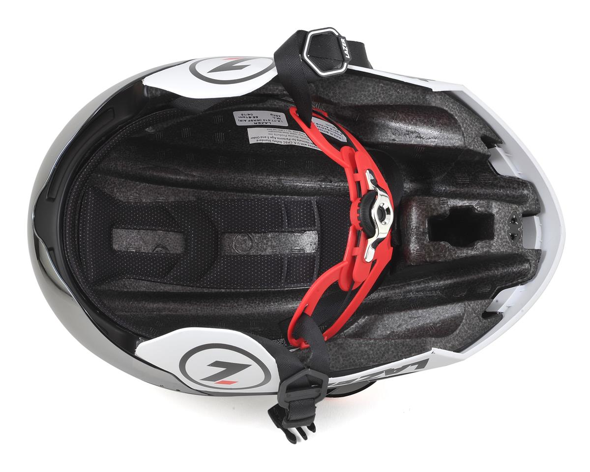 Lazer Wasp Air TT Helmet with IS (White/Black)