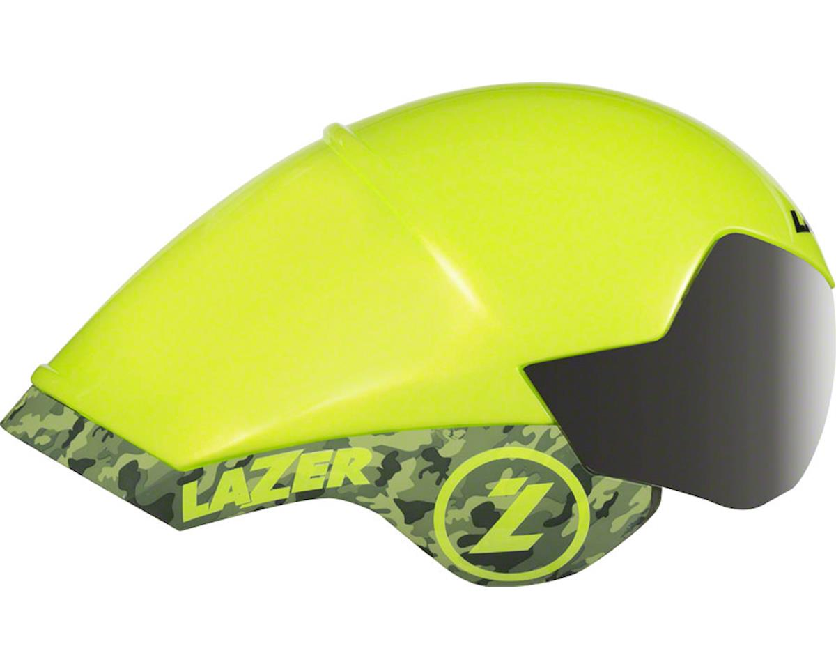Lazer WASP Air Aero Helmet: White Red SM