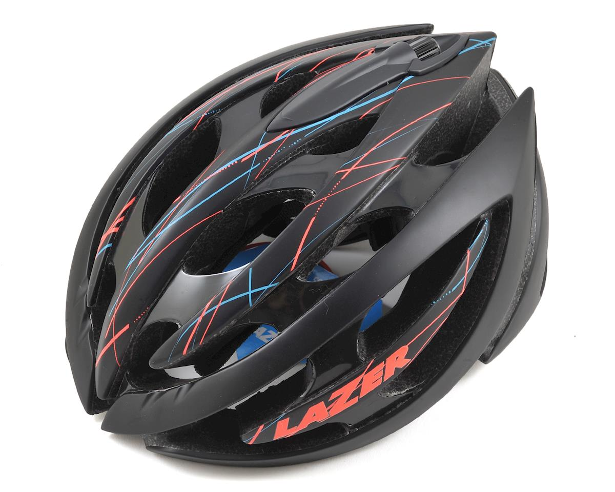 Lazer Grace Women's Road Helmet (Black Swirls) (L)