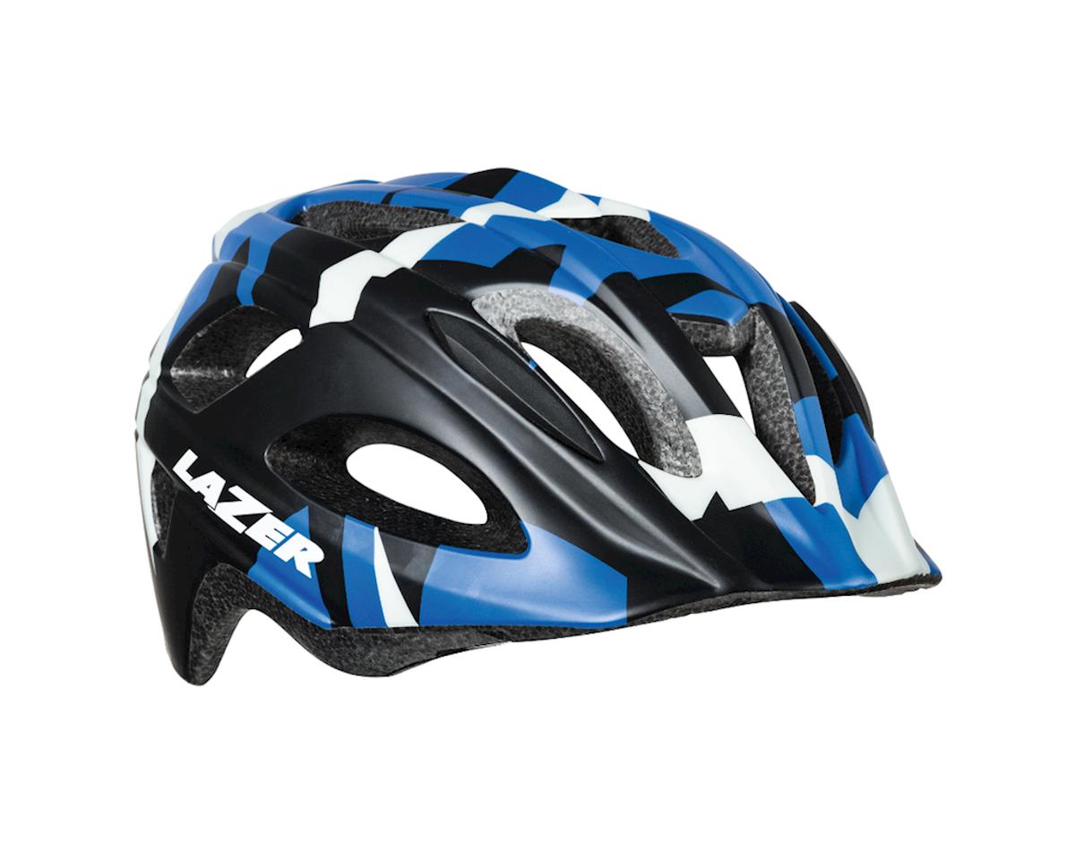 Lazer Nut'z Helmet (Blue/Camo)