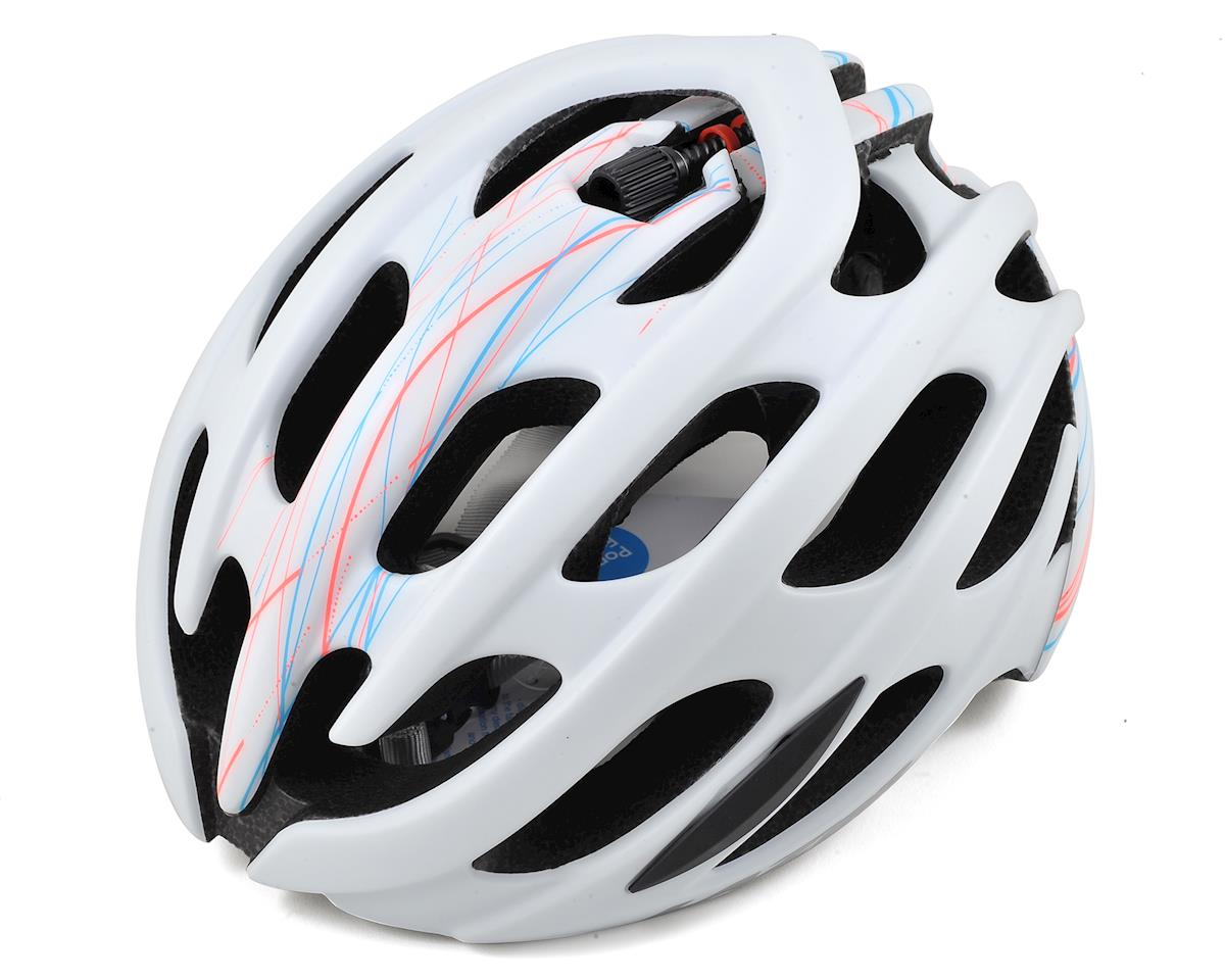 Lazer Elle Women's Road Helmet (White Swirls)