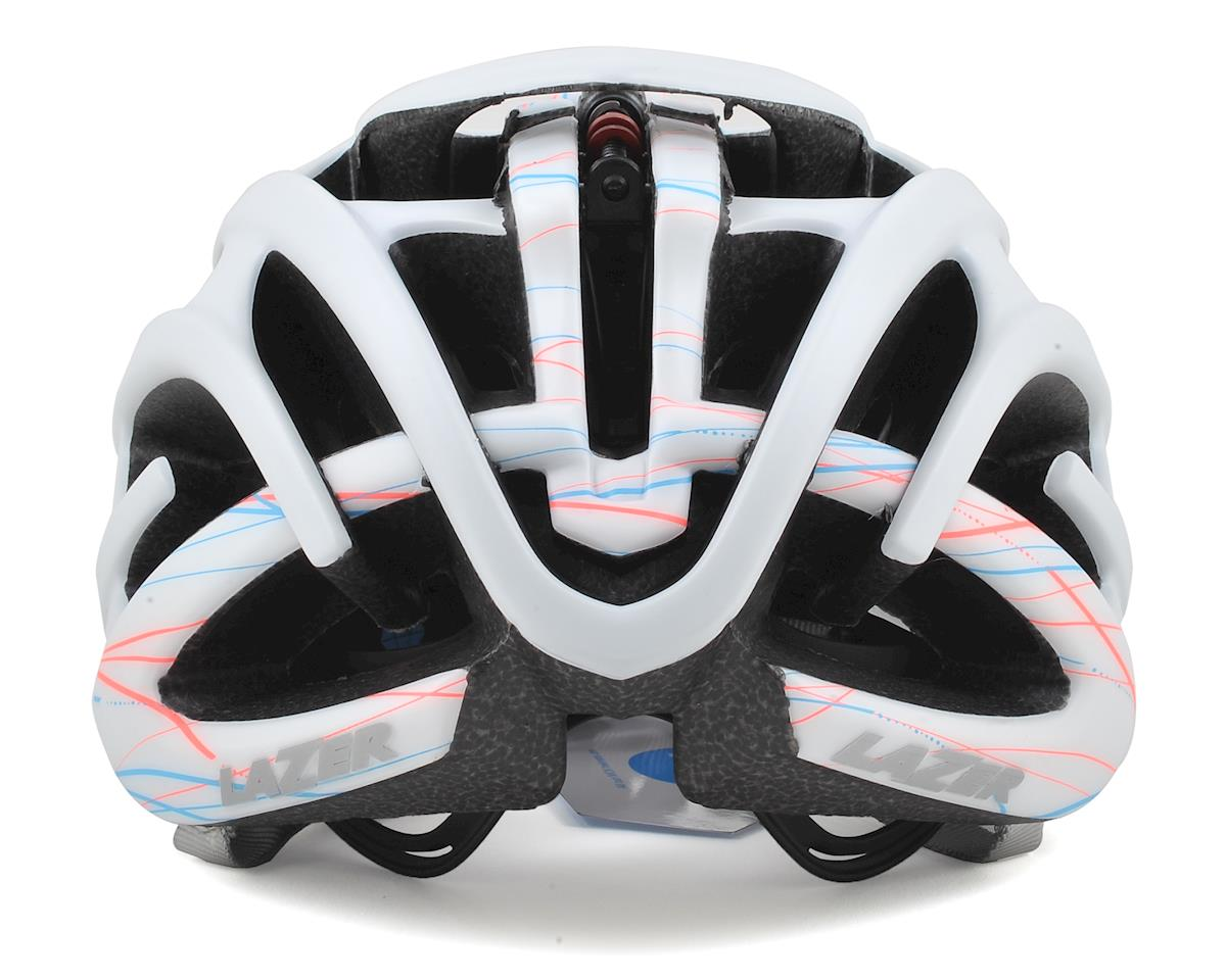 Lazer Elle Women's Road Helmet (White Swirls) (M)