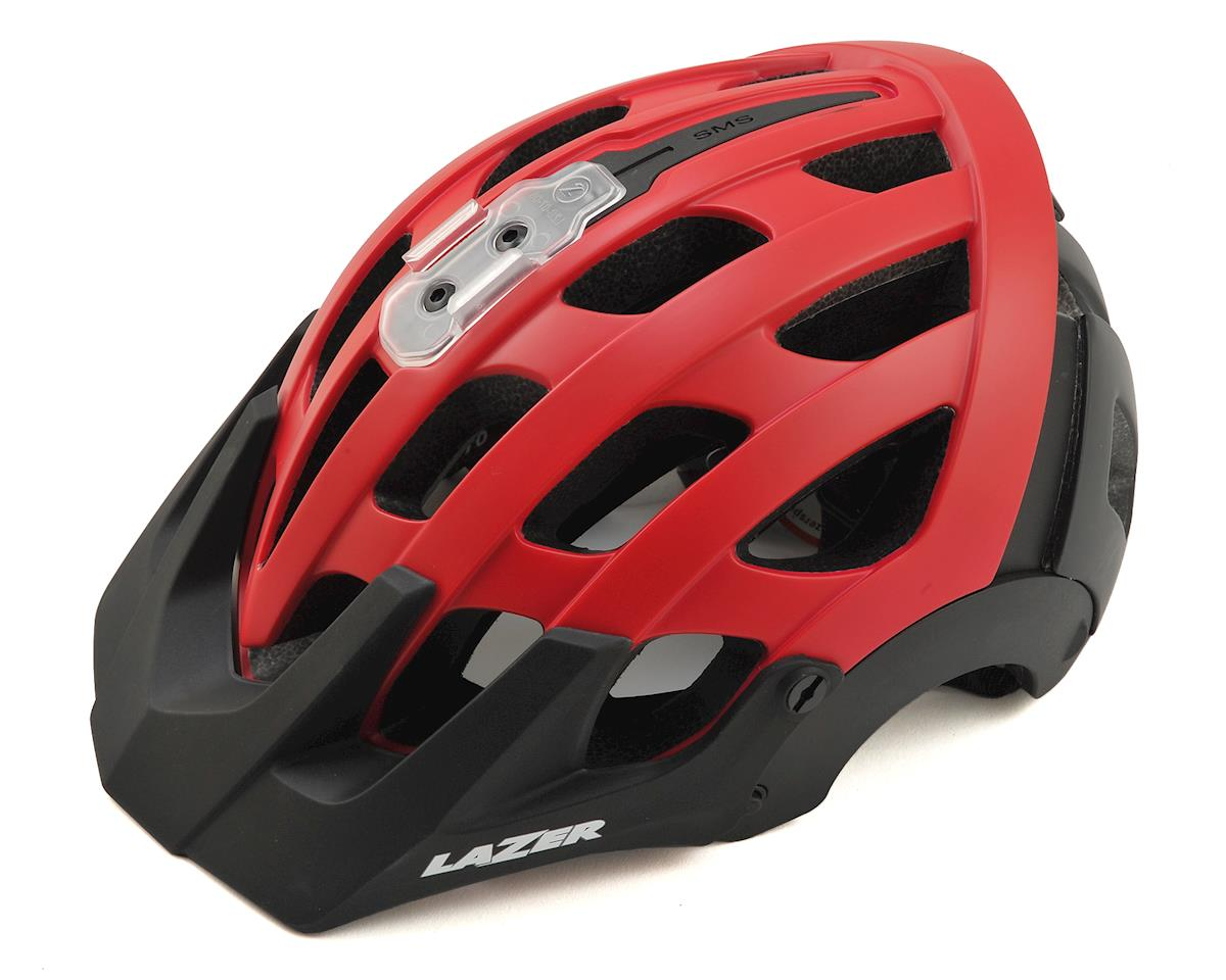 Revolution MTB Helmet (Matte Red)
