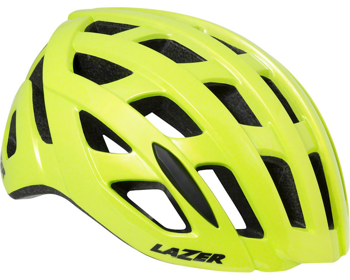 Lazer Tonic Helmet (Flash Yellow)