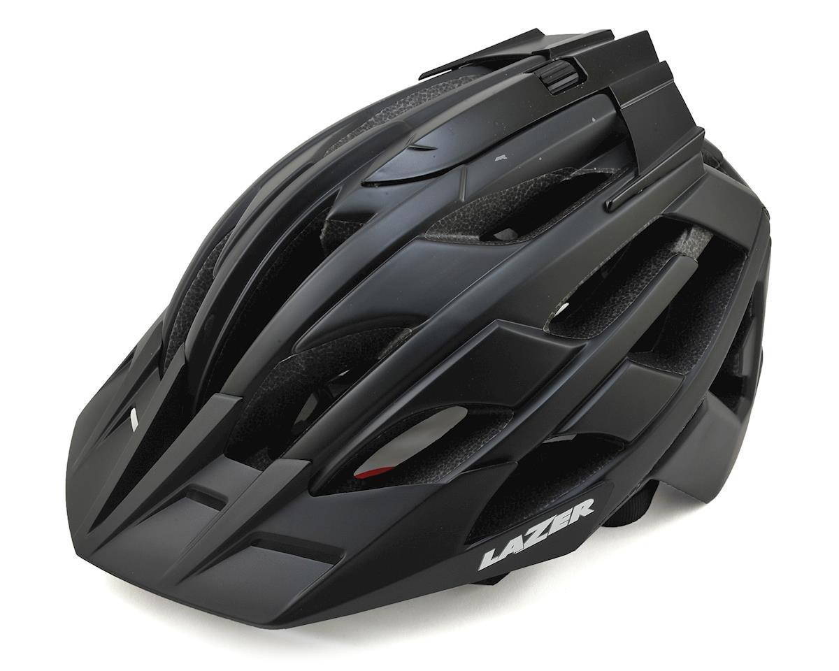 Oasiz Professional MTB Helmet (Matte Black)