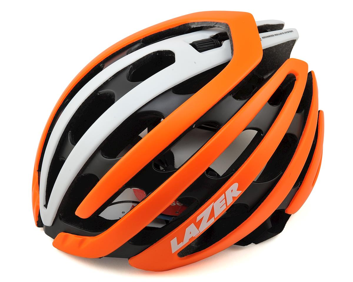 Z1 Road Helmet (Orange/White)