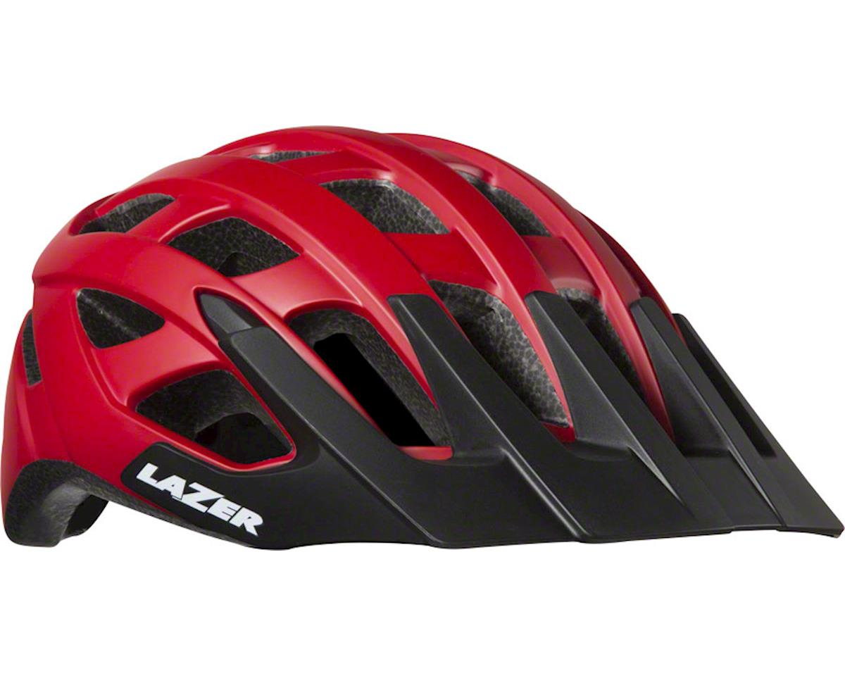 Roller Helmet (Matte Red)