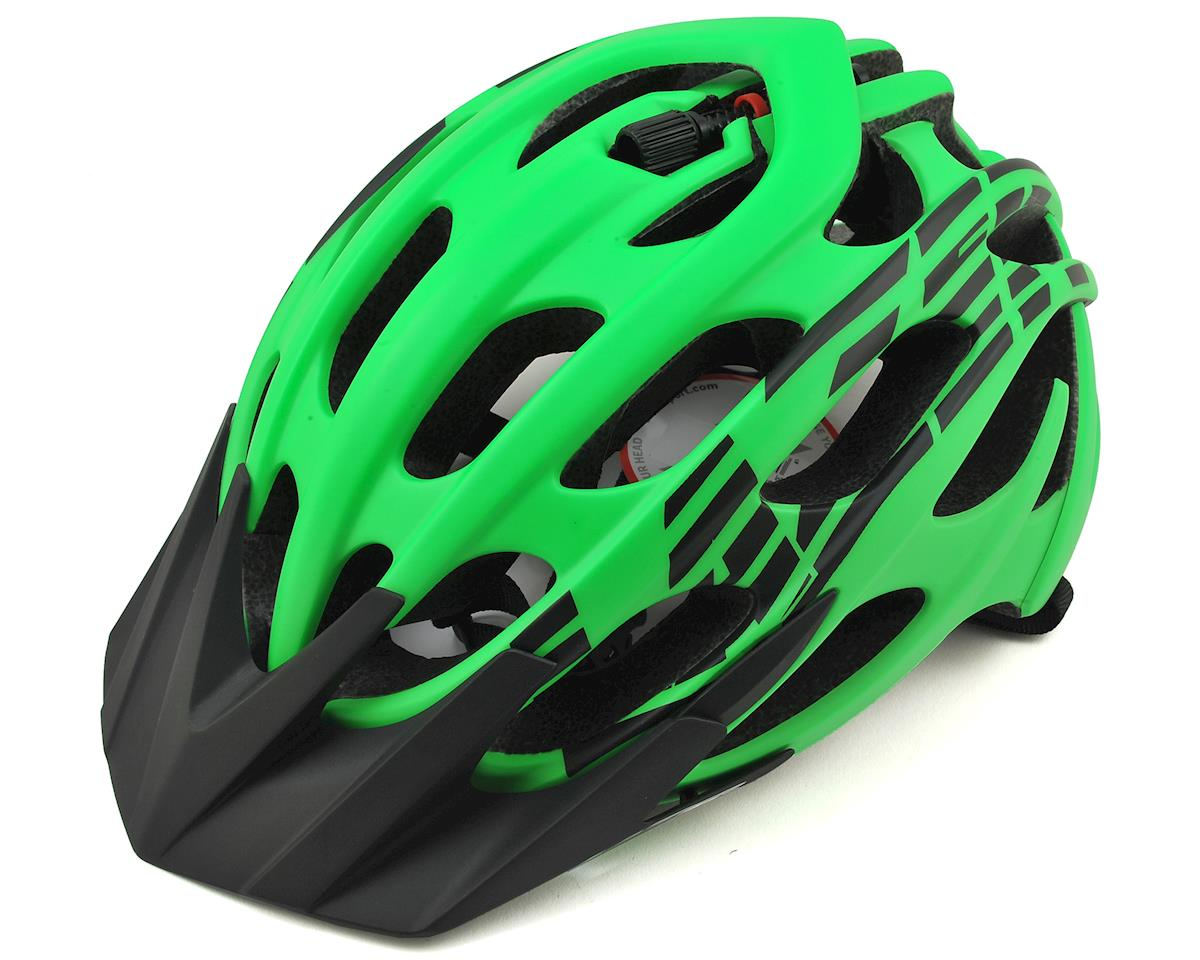 Magma MTB Helmet (Flash Green)
