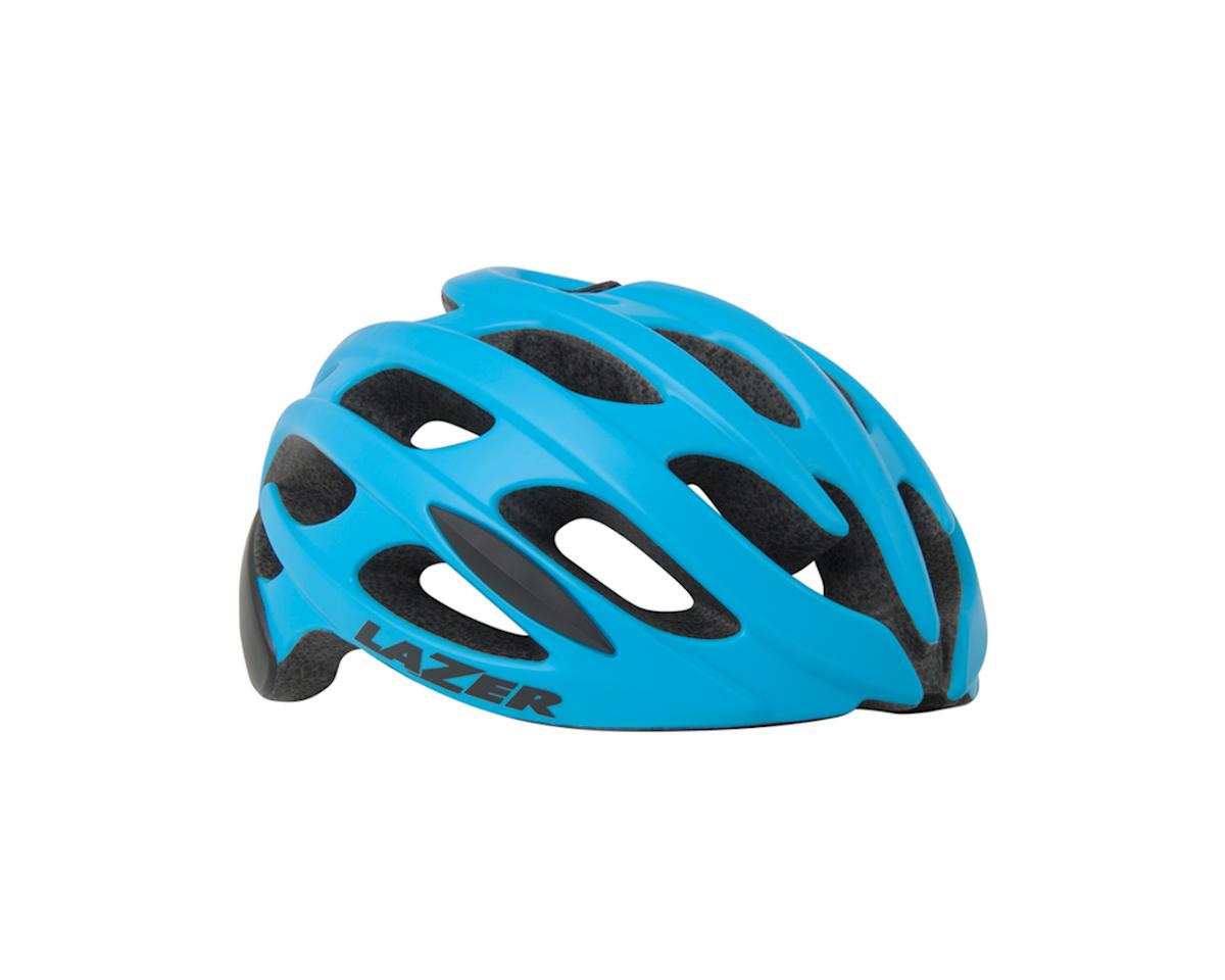 Blade Road Helmet (Matte Black/Blue)