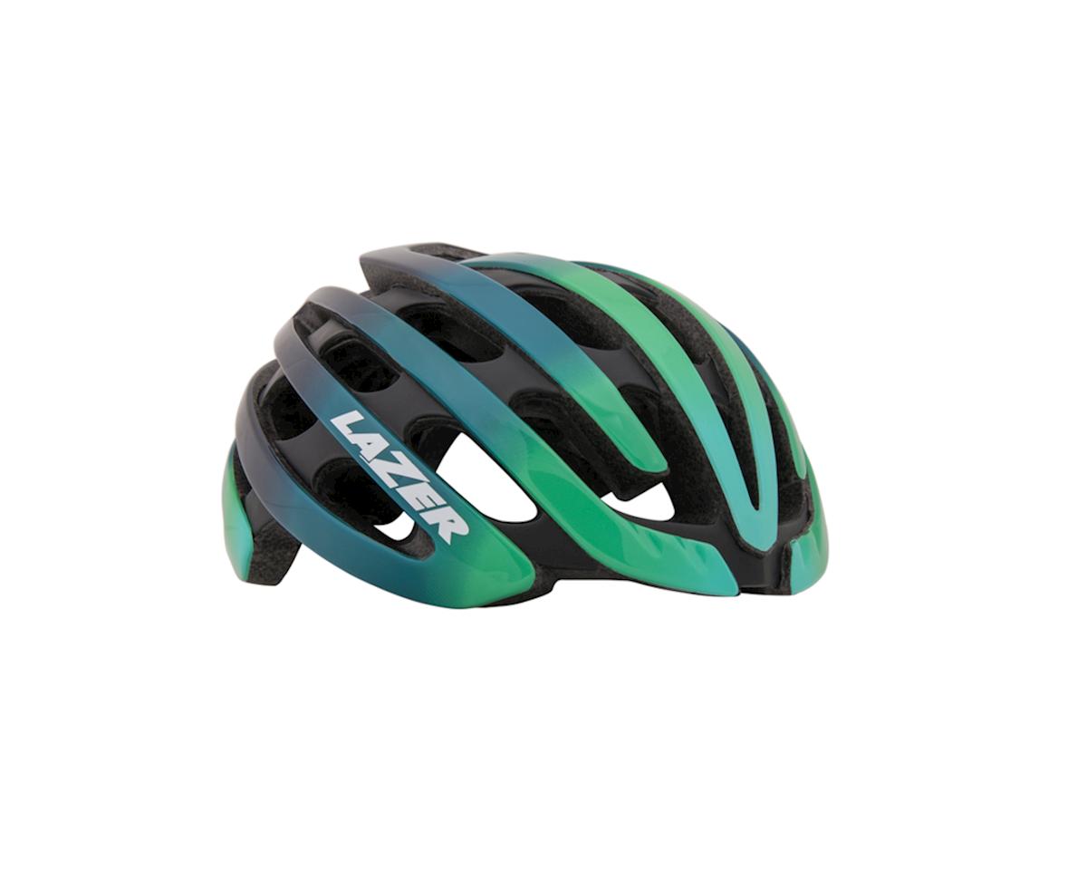 Z1 Helmet (Green/Blue)