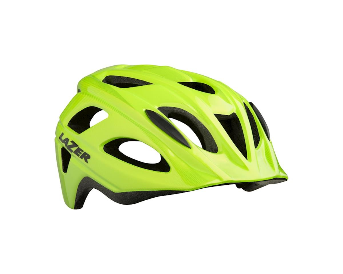 Lazer Beam Helmet (Bright Yellow)