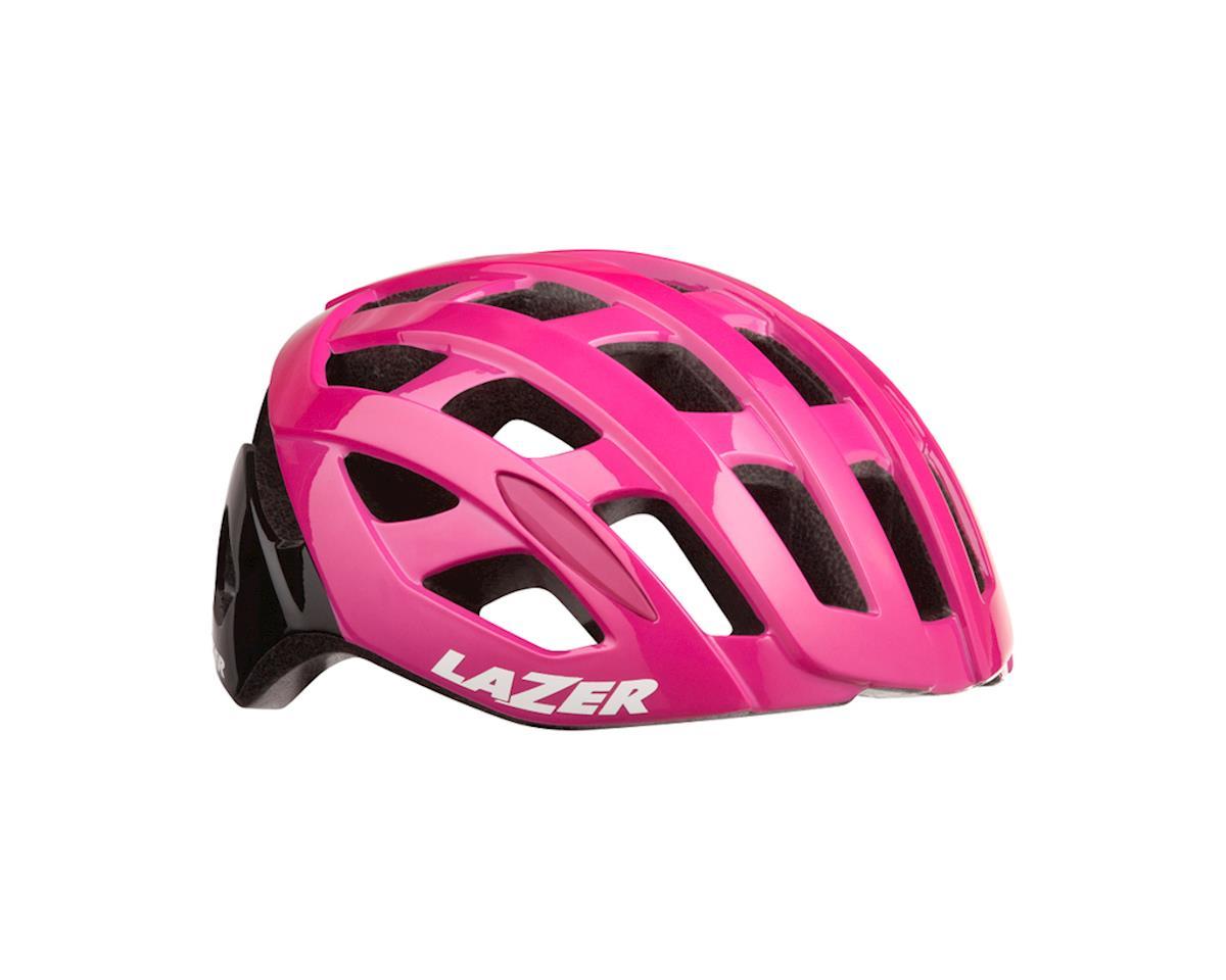 Lazer Tonic Helmet (Black/Pink)