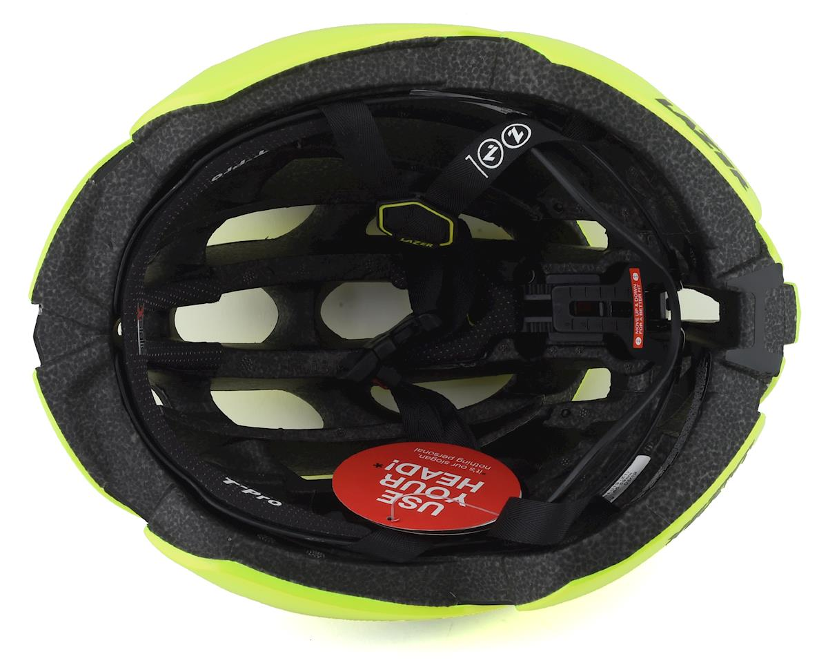 Image 3 for Lazer Z1 Helmet (Flash Yellow) (S)
