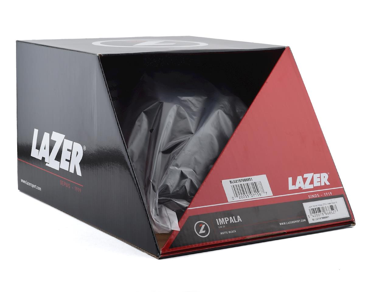 Image 6 for Lazer Impala Helmet (Matte Black) (S)