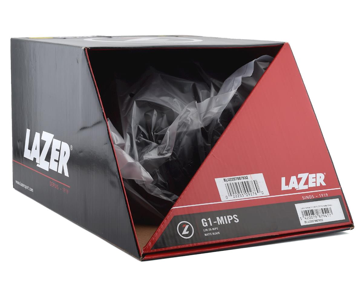 Image 4 for Lazer G1 MIPS Helmet (Black) (M)