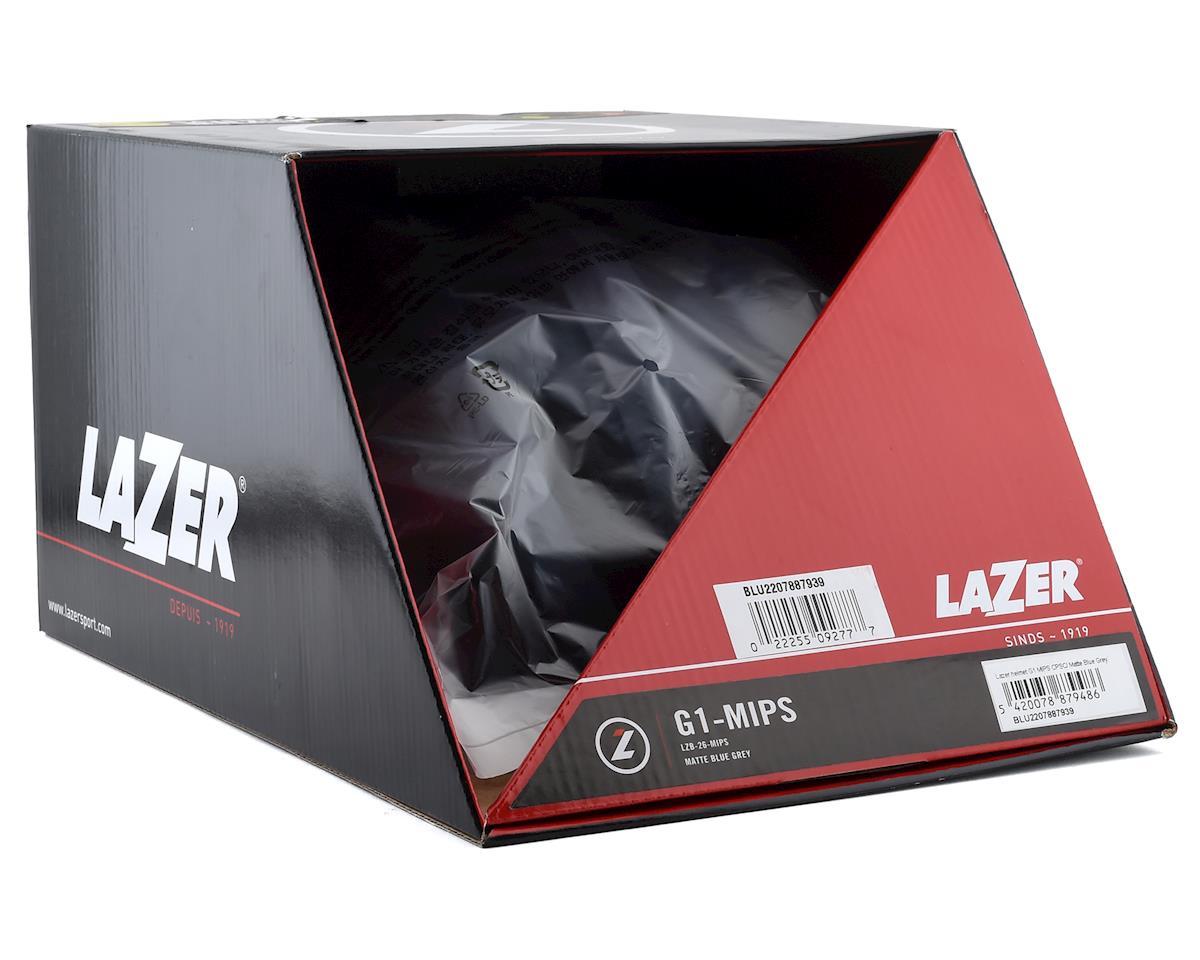 Image 4 for Lazer G1 MIPS Helmet (Matte Blue/Grey) (S)