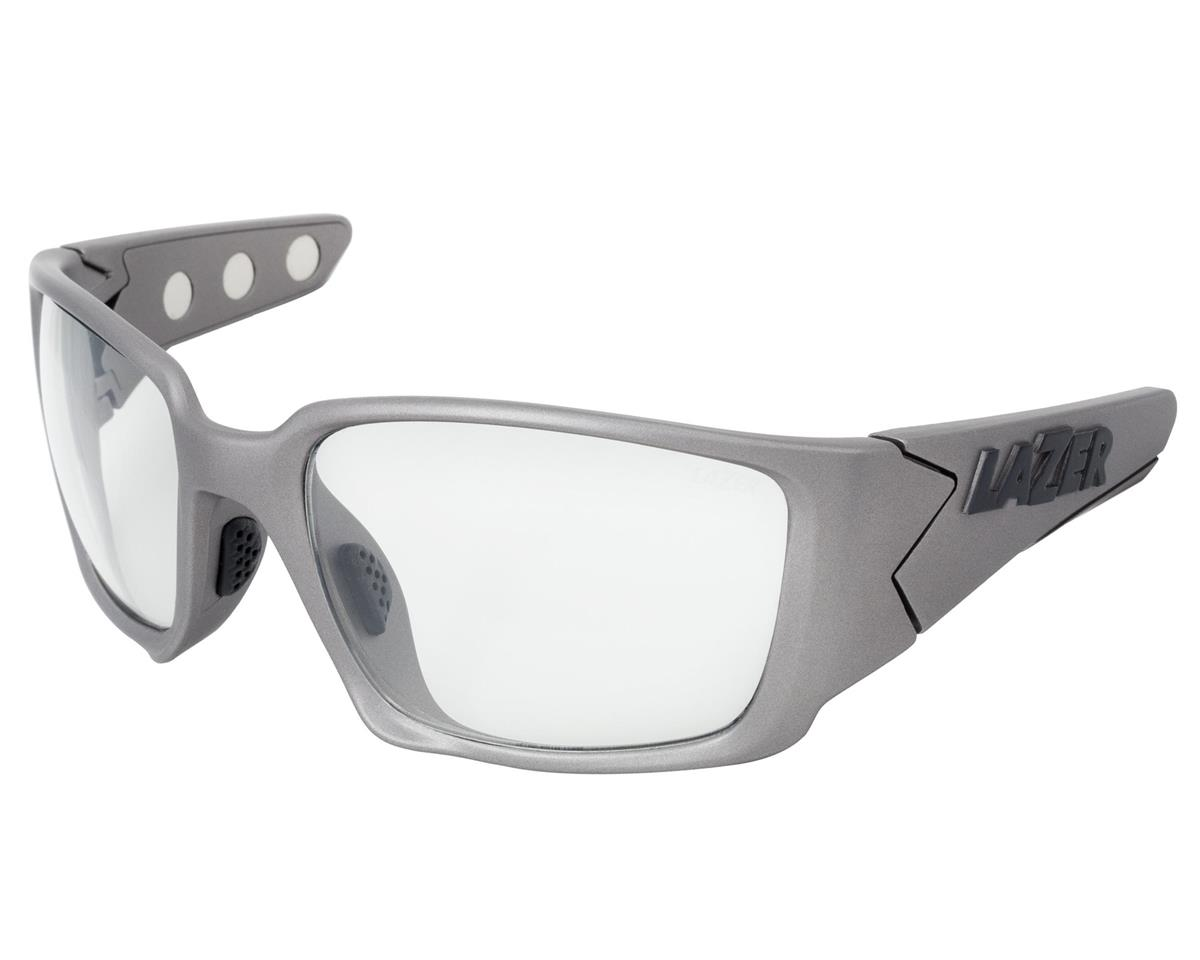Lazer Magneto M2 Photocromic Sunglasses (Matte Titanium)